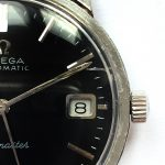 Restored Black Dial Seamaster Automatic