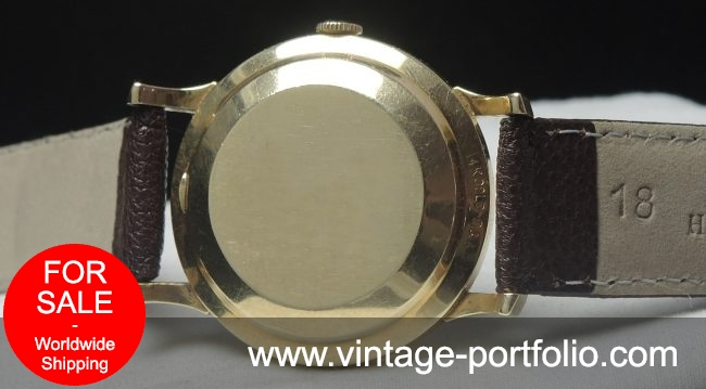 Jaeger Lecoultre Powermatic solid gold Power Reserve