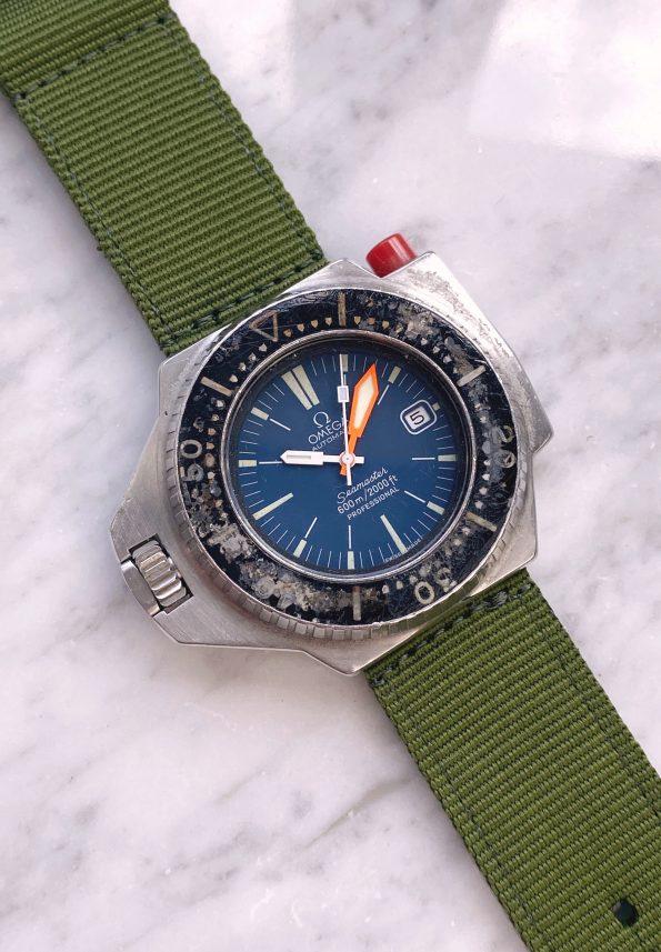 Vintage Omega Seamaster Ploprof 600 Diver 600m