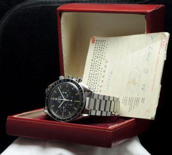 Vintage Omega Speedmaster Full Set  Original Papers 145012
