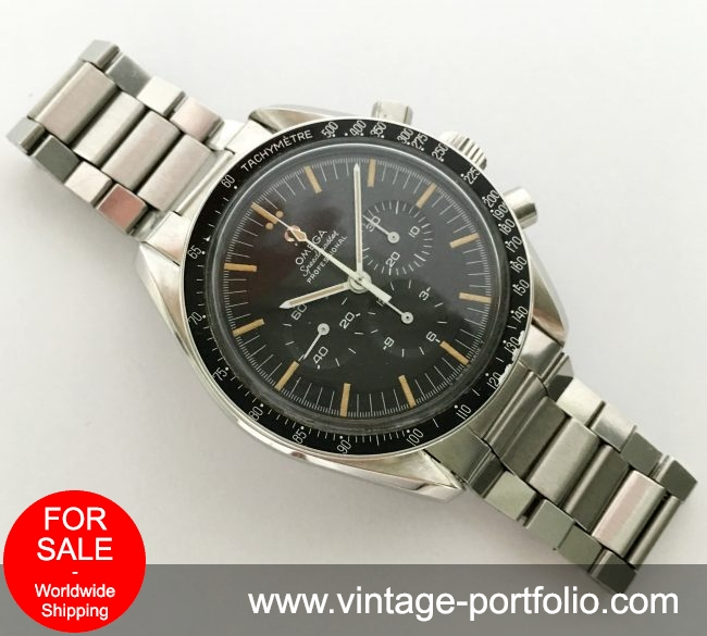 Vintage Omega Speedmaster Full Set  Original Papers 145012