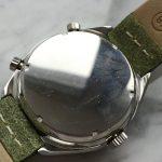 k28a Heuer Carrera Vintage brown dial (10)