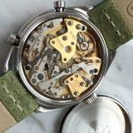 k28a Heuer Carrera Vintage brown dial (12)