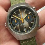k28a Heuer Carrera Vintage brown dial (15)