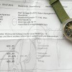 k28a Heuer Carrera Vintage brown dial (2)