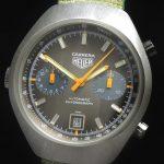 k28a Heuer Carrera Vintage brown dial (5)