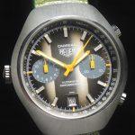 k28a Heuer Carrera Vintage brown dial (6)