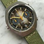 k28a Heuer Carrera Vintage brown dial (7)
