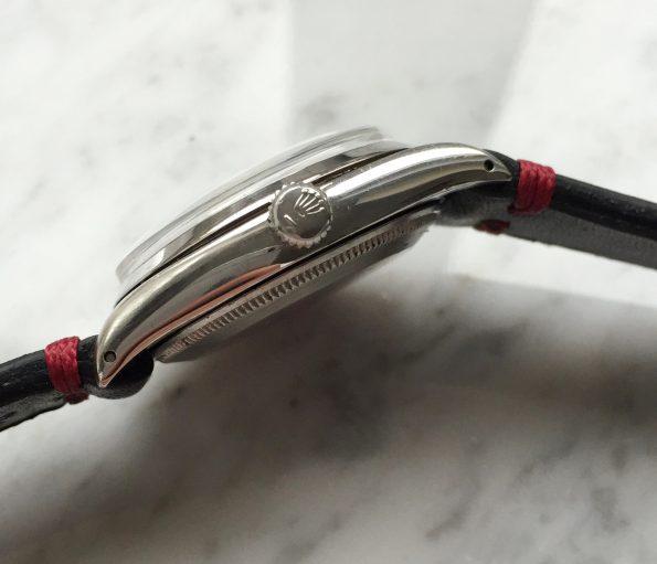 50er Jahre! Restaurierte Rolex Oyster Perpetual Vintage aus 1957