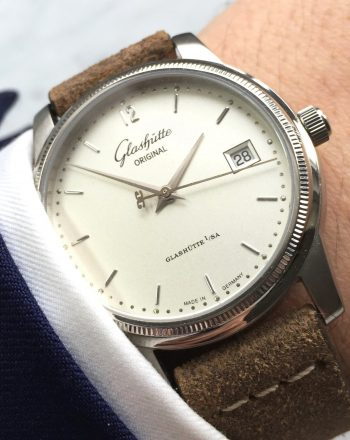 [:en]Glashütte Original Senator Classic Box Papers[:de]Glashütte Original Senator Klassik Box Papiere[:]