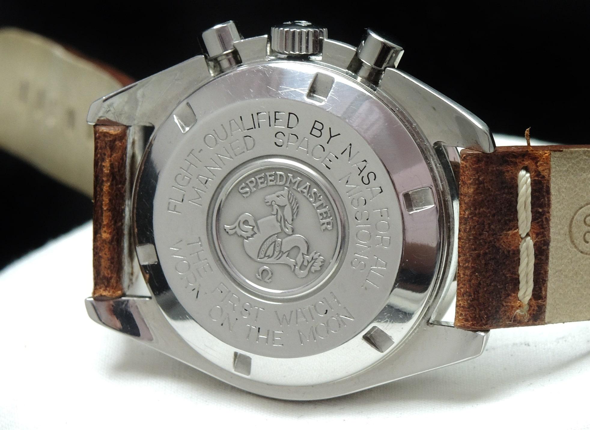 Rare 1983 Tritium Omega Speedmaster Professional 145022