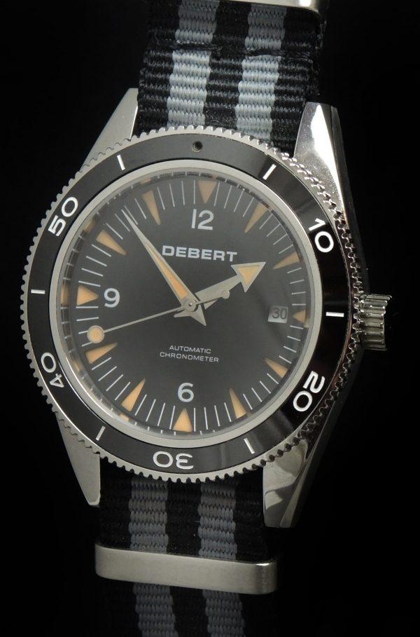 Debert Spectre Watch Automatic Diver Lilipop