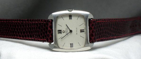 Omega De Ville Automatic  Ladys Ladies Watch Vintage Damen