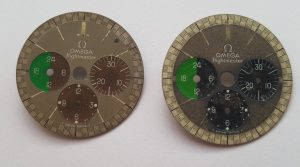 Genuine Flightmaster dials