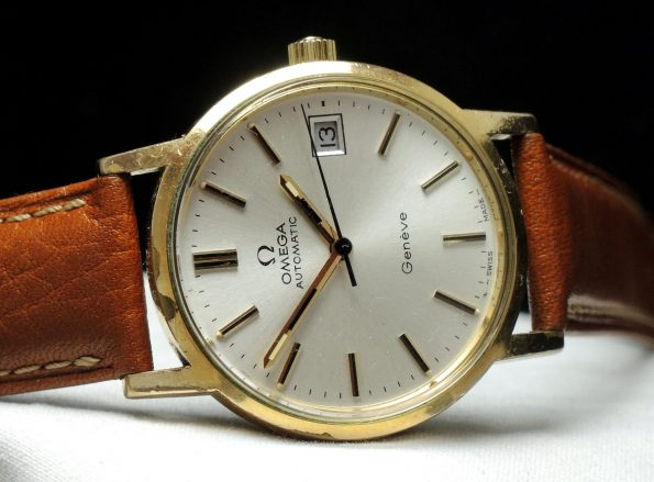 Currently in Service: Omega Geneve Automatik Automatic Date