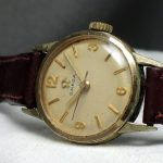 Serviced Omega Ladies watch