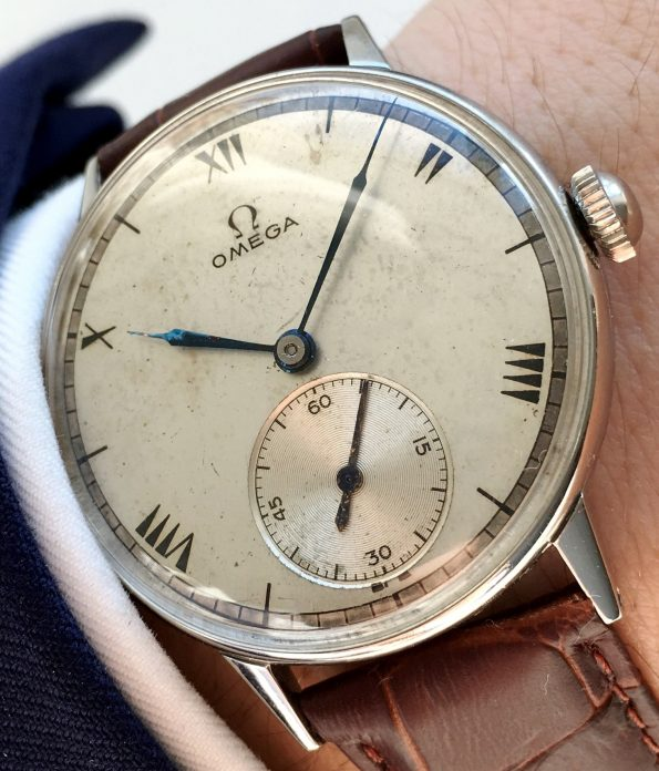 Currently in Service: Omega 35mm Vintage Watch 30t2