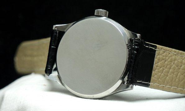 Omega 37mm Oversize Jumbo Genuine black dial