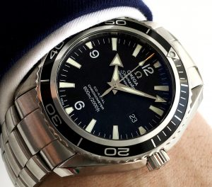 Omega Seamaster Planet Ocean Professional Co Axial 600 Meter