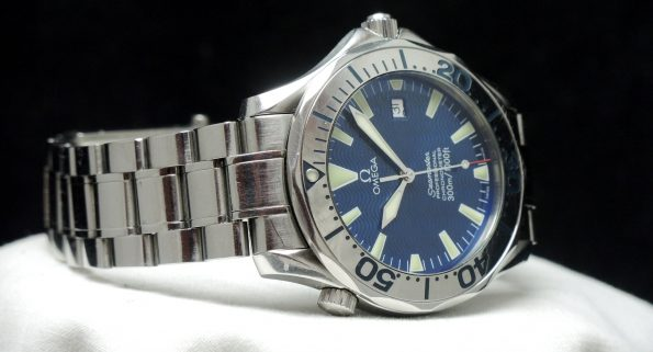 Omega Seamaster Professional 300 Meter Automatic 41mm Full Set