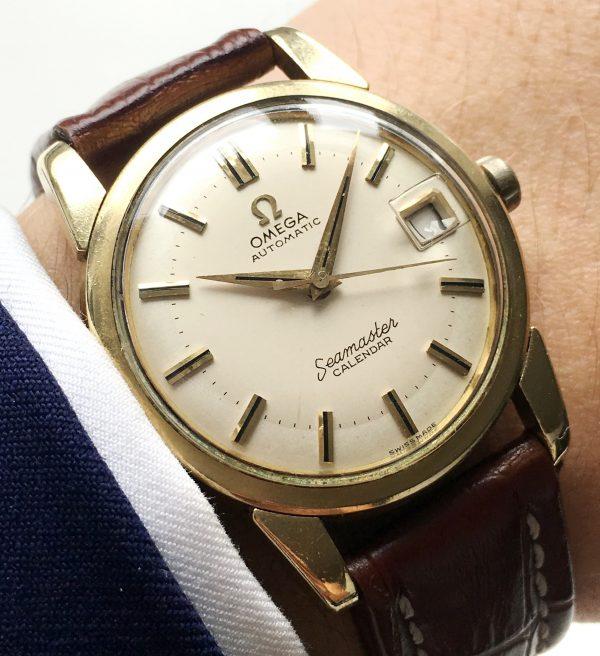 Omega Seamaster Calendar Automatic Date