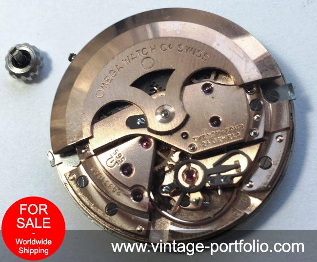 RESERVED Omega Seamaster de Ville Automatic Vintage