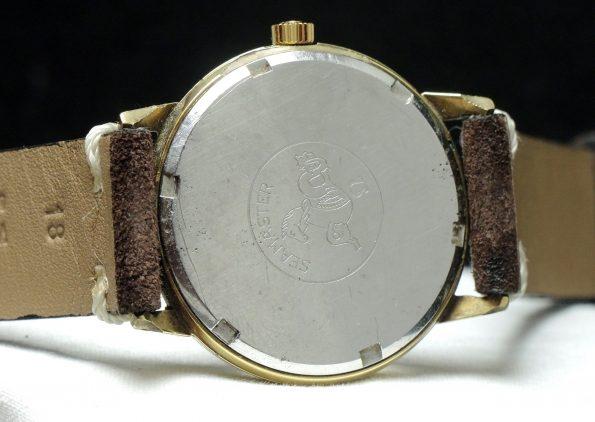 1967 Superrare Omega Seamaster 600 Meister dial