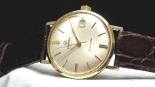 Serviced Omega Seamaster Automatik Date Automatic Vintage