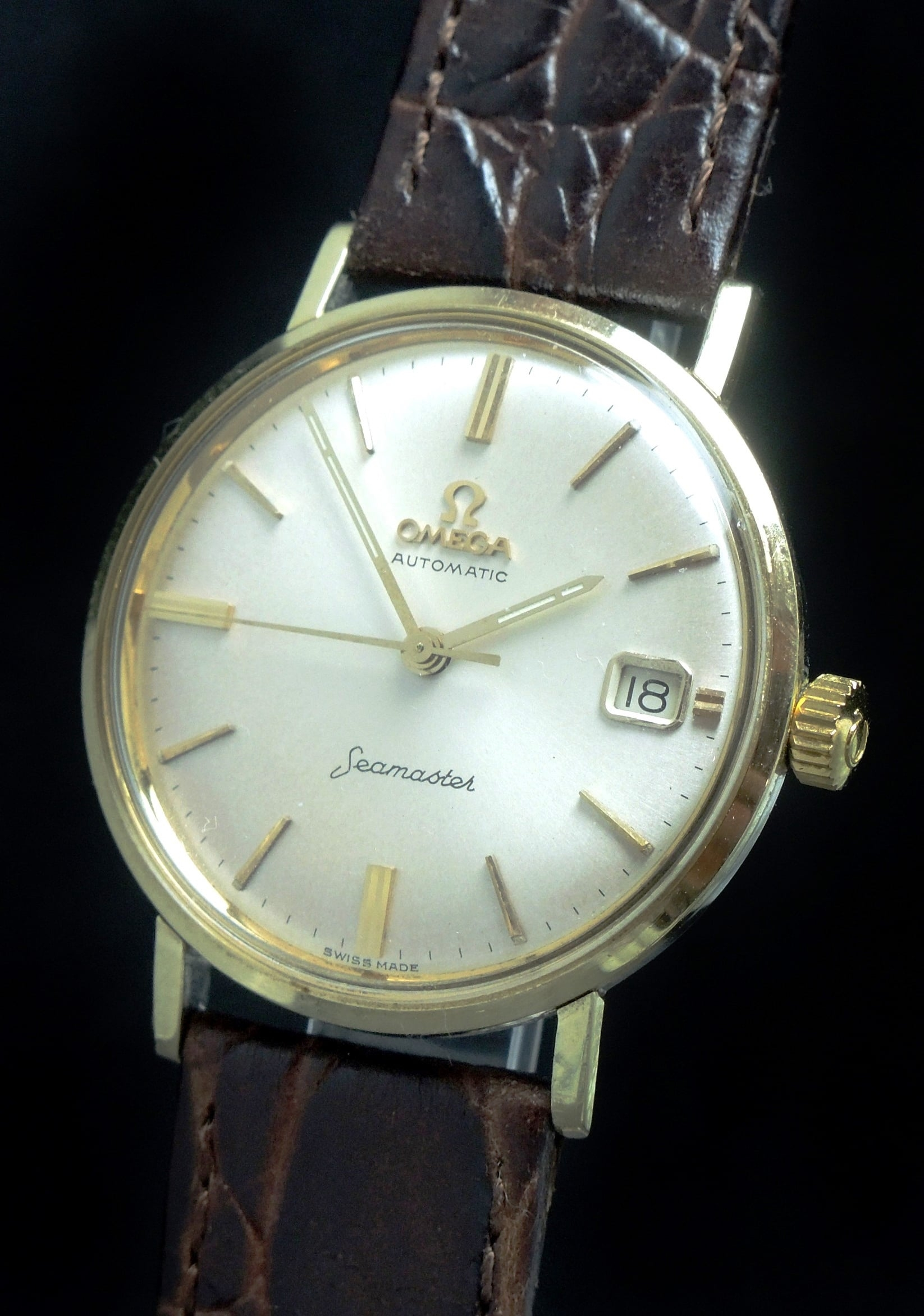 dating omega seamaster Omega watch serial numbers and production dates.