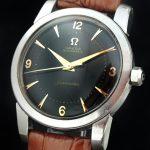 Omega Seamaster Automatik Calatrava black dial Automatic Vintage