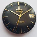 Omega  Seamaster De Ville Automatic Automatik Vintage black