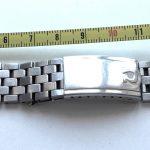 "Omega Seamaster Constellation 19mm Steel Strap ""12"""