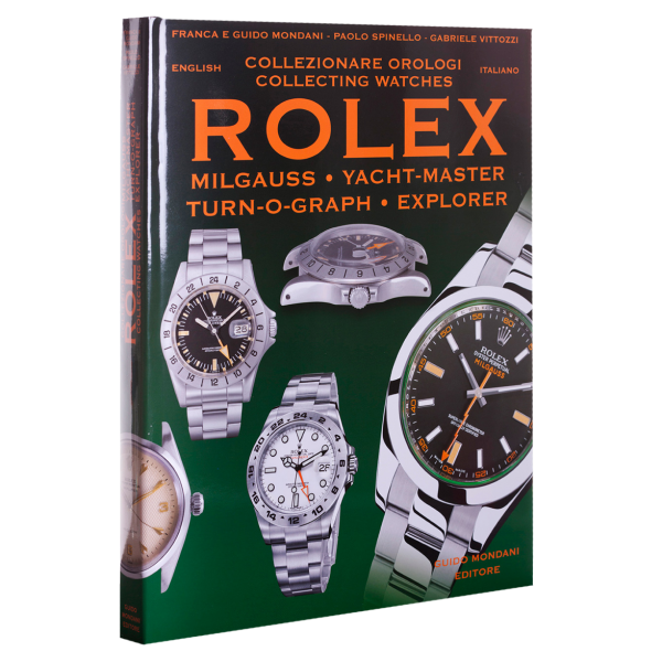 Book on Rolex Milgauss Explorer Turn O Graph Yacht Master