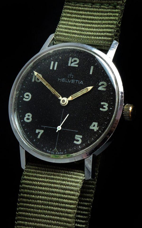 Helvetia Military Vintage Watch