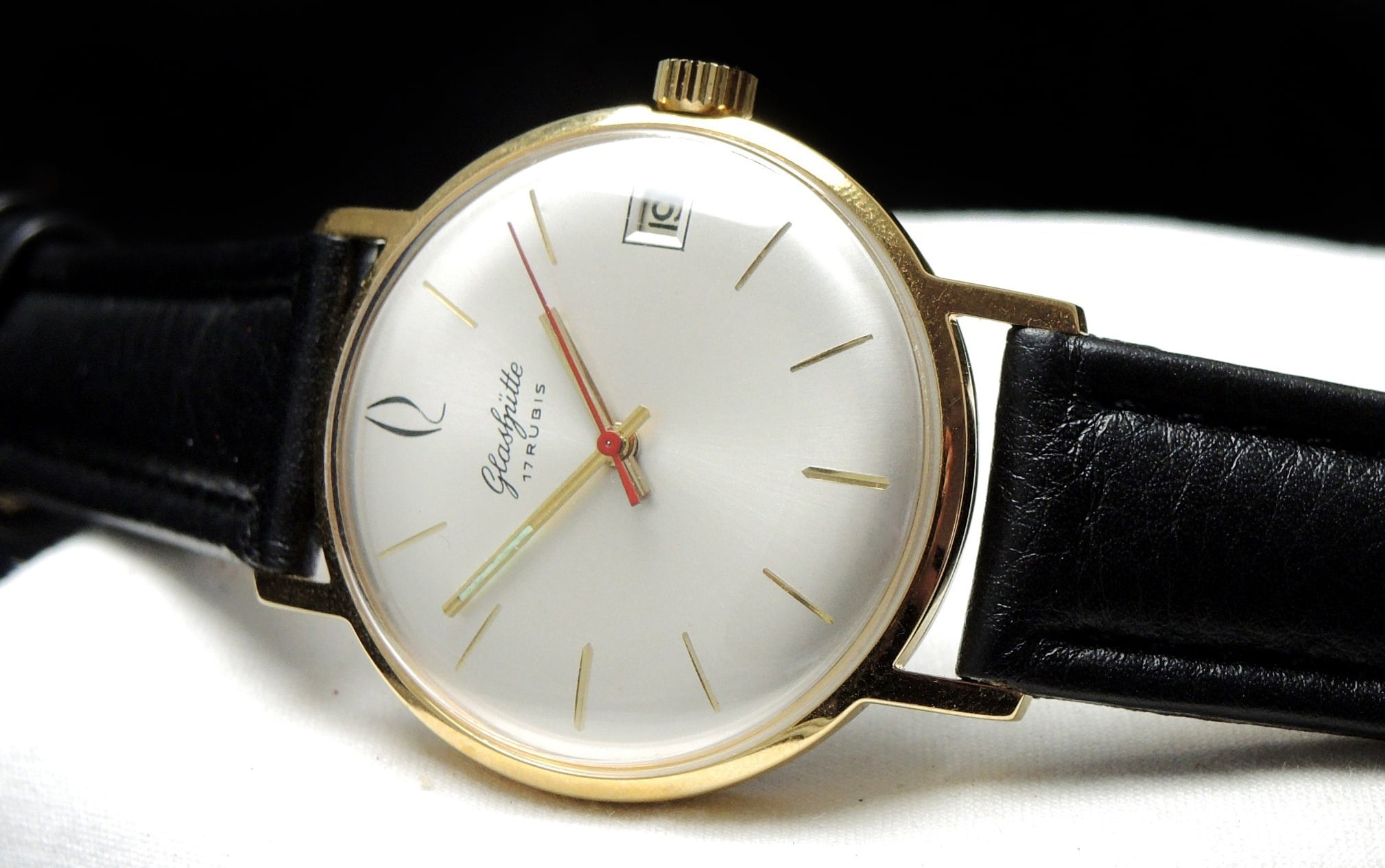 Glashutte vintage watches for sale