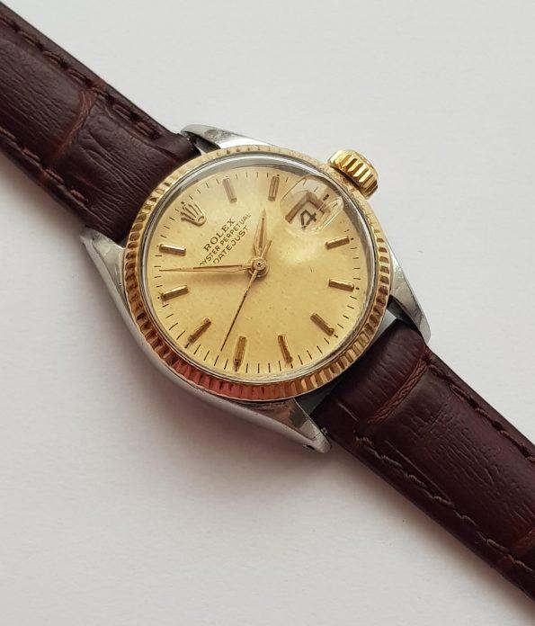 Rolex Damen Datejust Ladies Vintage Automatik