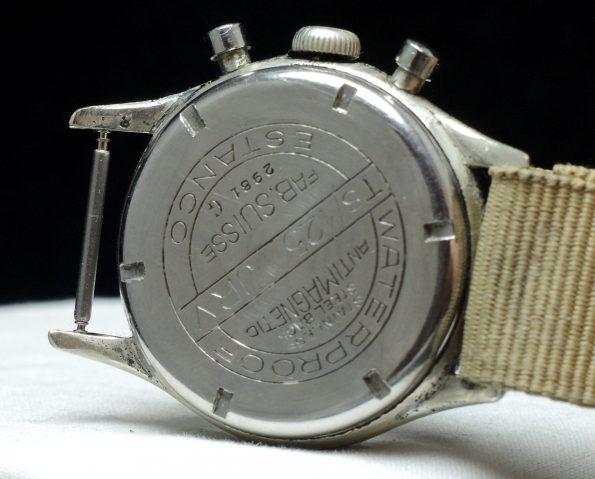 Rodana military chronograph of the Jugoslavian Army