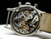 Rodana military chronograph of the Jugoslavian Army