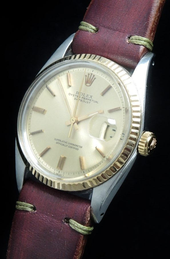 800 Euro Rolex Company Serviced Datejust Automatic 1601