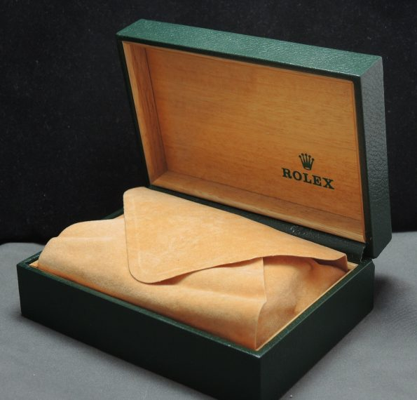 Genuine Rolex Box