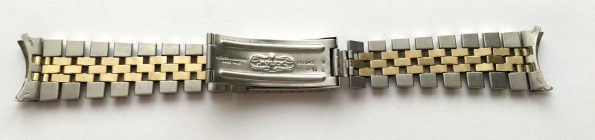 Original Rolex Datejust Jubilee Steel Strap R Series 62523