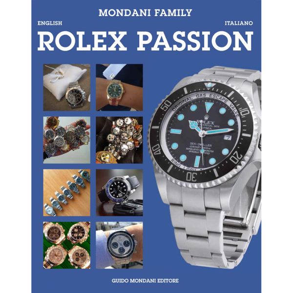 Rolex Passion All in one Book