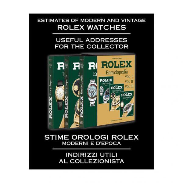 The Rolex Encyclopedia. A three Books Set.