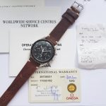 Omega Speedmaster Professional Moonwatch Original Papers cal 1861