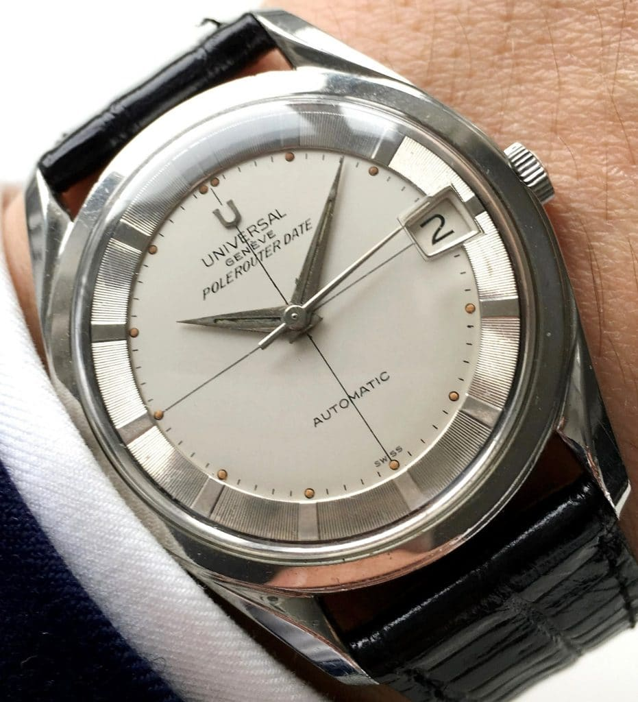 Universal Genève Polerouter: Forefather of the Patek Philippe ...