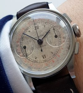 Awesome Universal Geneve Compur Vintage Chronograph