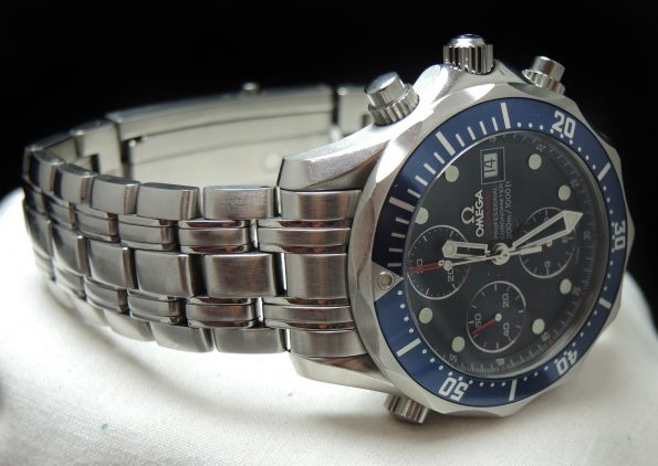 Omega Seamaster 300 Automatic Chronograph Diver