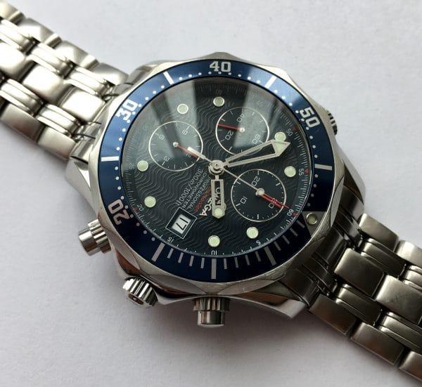 Omega Seamaster 300 Automatic Chronograph Diver