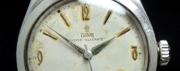 Tudor Oyster Elegante Vintage 7960