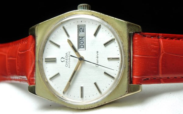 Genuine Omega Geneve Automatic cheap